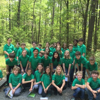 All Saints' Episcopal- 5th Graders
